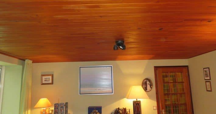 rénovation plafond
